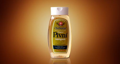 Detaily položky Pivní šampon