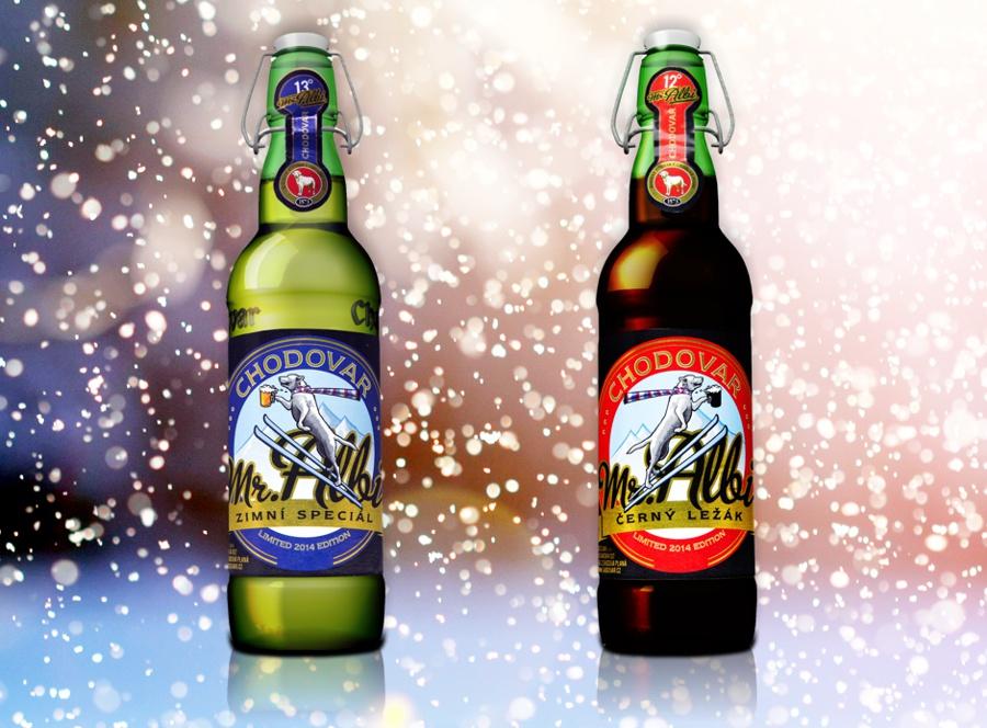 Vánoční pohoda s našimi pivními speciály     Chodské pivo 1c8a96abad